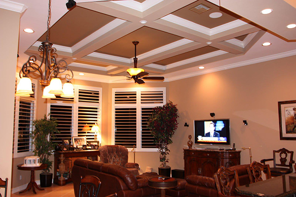 Ceiling Remodeling in Naples